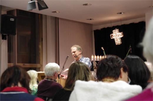 Dr. Arne Elsen - Glauben und Wiederherstellung - Jesus